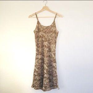 { v i n t a g e } 90's Slip Dress